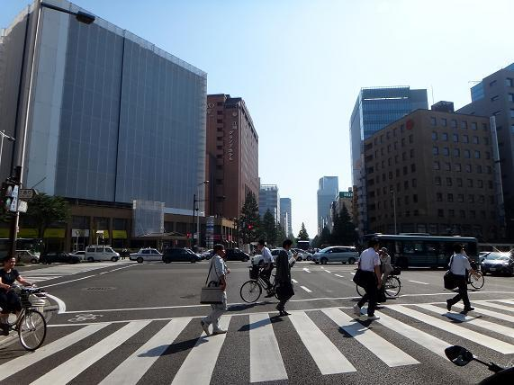 12 仙台市街地を抜けます.JPG