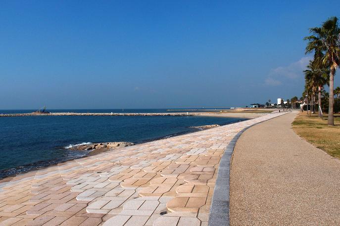 15 周防灘らしくない綺麗なビーチです.JPG