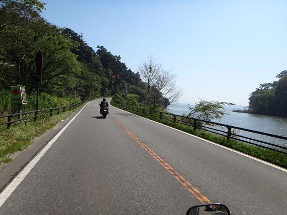 16 松島へ向かってる.JPG