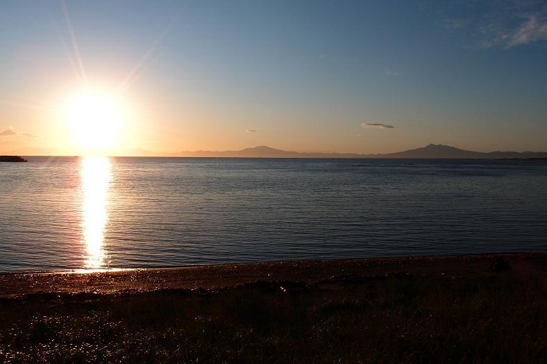 1 オホーツク海の夜明け.JPG