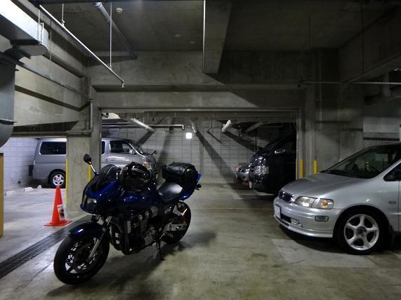 1 ホテルユニサト仙台の地下.JPG