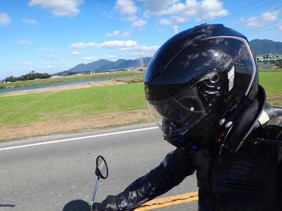 1 僕のおニューのヘルメット.JPG