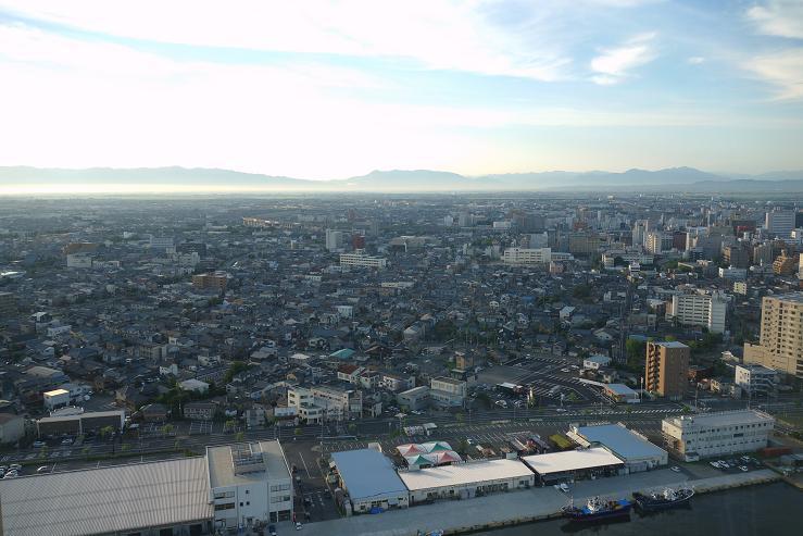 1 部屋からの景色.JPG