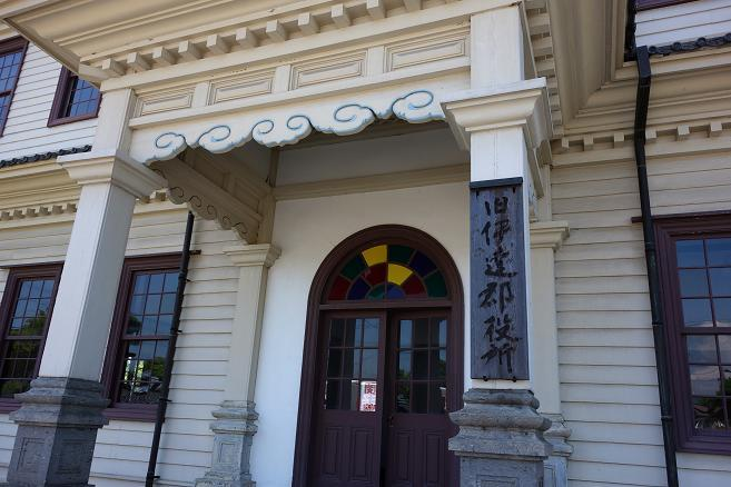 26  昔の役所はオシャレ.JPG