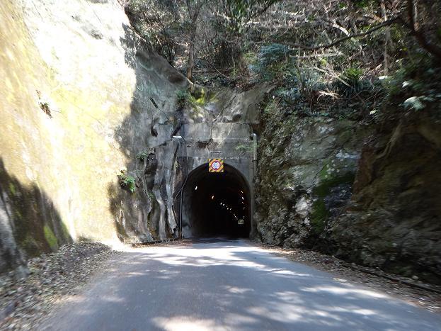 26 途中の良い感じのトンネル.JPG
