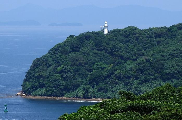 27 見たかった高後崎灯台.JPG