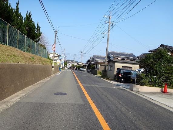 2 神湊港までの道.JPG