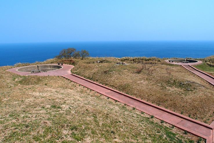 32 砲台の跡も公園利用って良いよね.JPG
