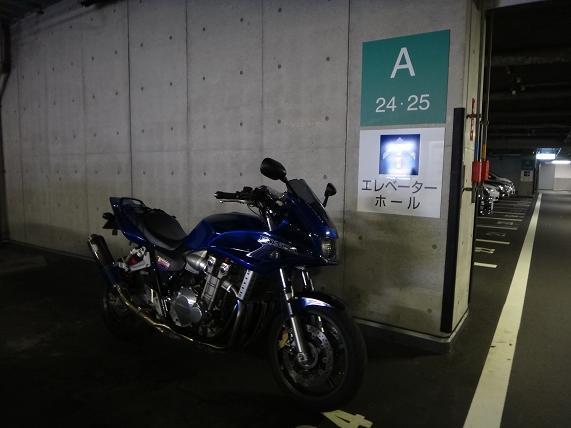 37 地下駐車場は安心です.JPG