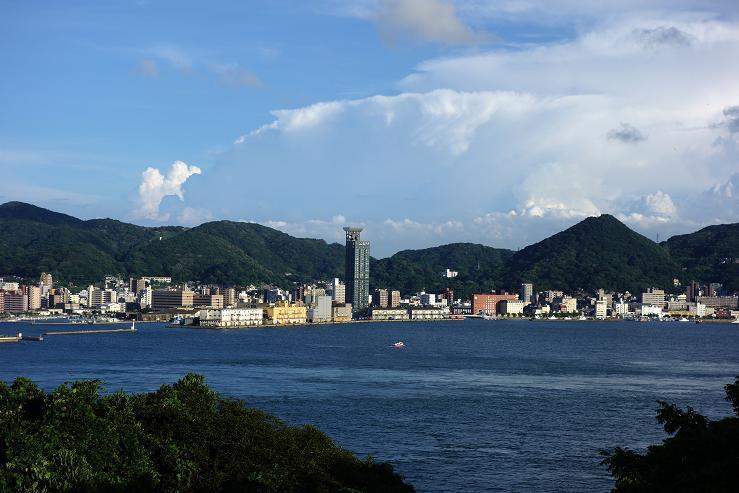 37 門司港も夏の風景.JPG