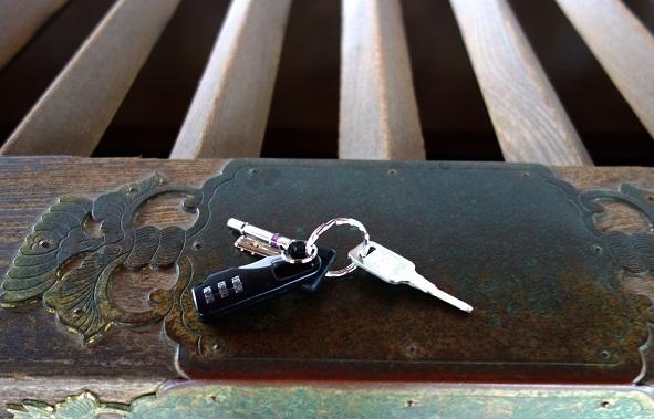 4 鍵を置いて祈願します.jpg