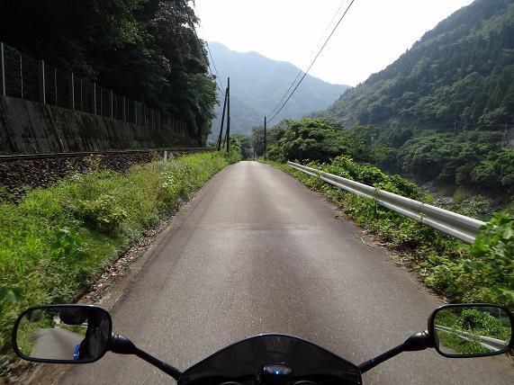 55 球磨川沿いです.JPG