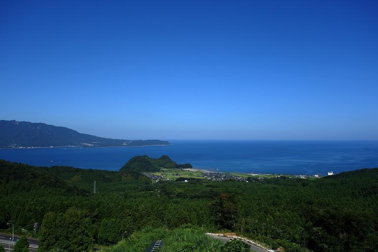 6 真っ青な海じゃ.JPG