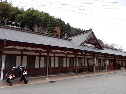 7 本日2個目の駅.JPG