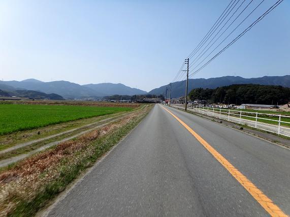 7 県道21号線で幽霊坂を目指す.JPG