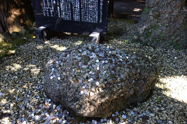 8 だじゃれ石です.JPG
