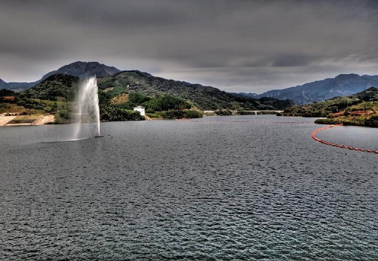 9 新しいダムです.JPG