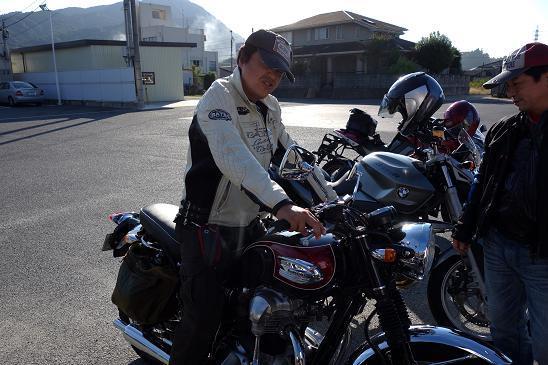 ダンディに乗りたいバイクだ.JPG