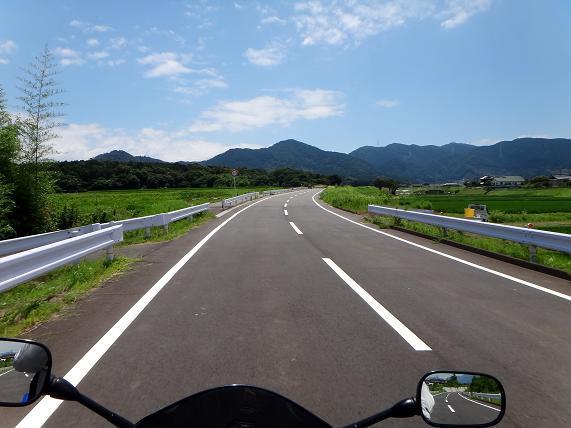 勝山の最近開通した道.JPG