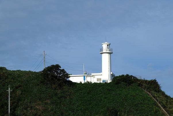 灯台自体はシンプルです.JPG