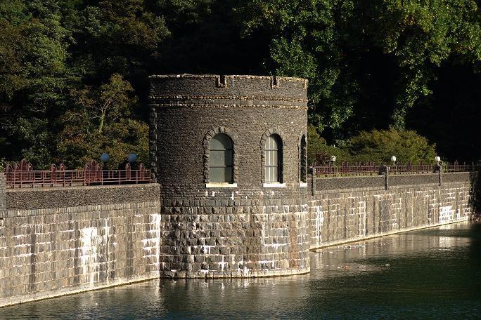 21 僕の自慢のわが町のダム.JPG
