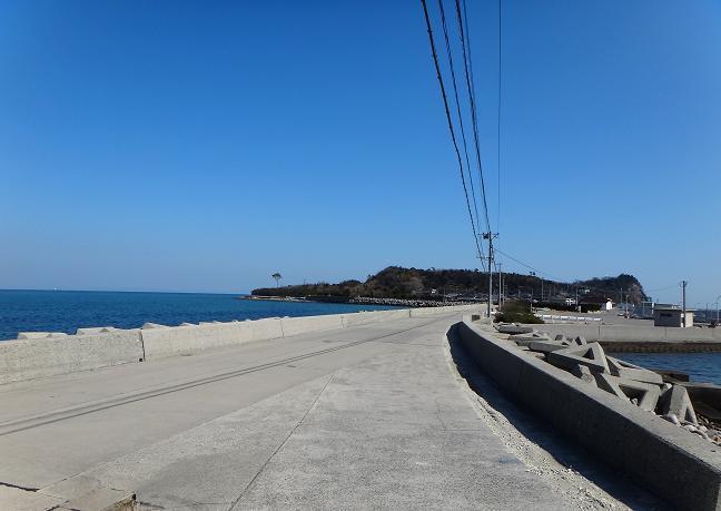 7 海がめっちゃ綺麗です.JPG